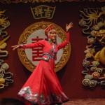 Xinjiang Dance performing