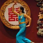 Weiling Liu's Peacock Dance