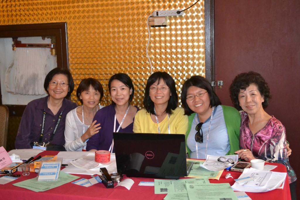 local arrangement committee members